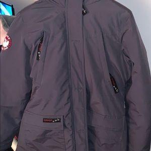 Canada goose weather gear